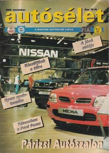 Fehér György - Autósélet 1998. november [antikvár]