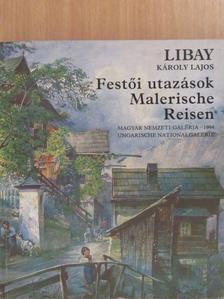 Bajkay Éva - Festői utazások [antikvár]