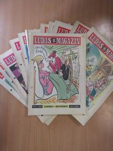 Brenner György - Ludas Magazin 1973/1-12. [antikvár]