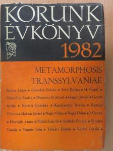 Balázs Lajos - Korunk évkönyv 1982 [antikvár]