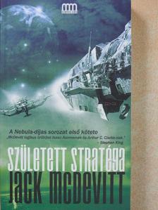 Jack McDevitt - Született stratéga [antikvár]