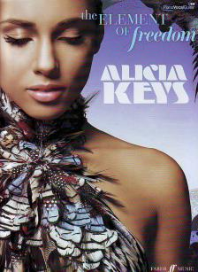 ALICIA KEYS - THE ELEMENT OF FREEDOM (PIANO/VOCAL/GUITAR)