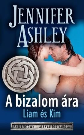 Jennifer Ashley - A bizalom ára [eKönyv: epub, mobi]