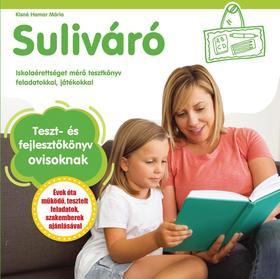 Szalay Könyvkiadó - Suliváró - Teszt- és fejlesztőkönyv ovisoknak