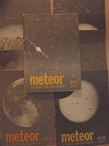 Berente Béla - Meteor 1987. január-december [antikvár]