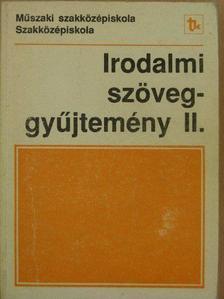 Adam Mickiewicz - Irodalmi szöveggyűjtemény II. [antikvár]