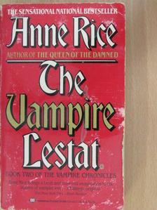 Anne Rice - The Vampire Lestat [antikvár]