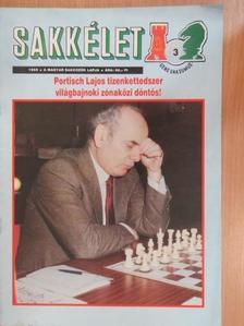 Bottlik Iván - Sakkélet 1993. április 27. [antikvár]