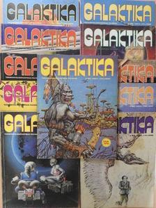 Alain Dorémieux - Galaktika 100-109., 111. (nem teljes évfolyam) [antikvár]