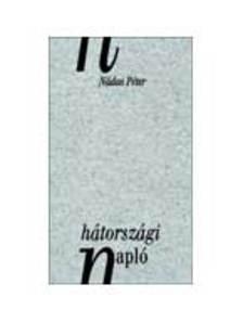 Nádas Péter - Hátországi napló