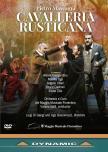 MASCAGNI - CAVALLERIA RUSTICANA DVD VOULGARIDOU, OGII, VILLARI