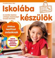 Szalay Könyvkiadó - Iskolába készülök - Játékos tesztfüzet ovisoknak