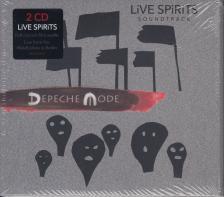 Depeche Mode - LIVE SPIRITS 2CD DEPECHE MODE - SOUNDTRACK