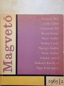 Kassai Ferenc - Magvető 1965/2. [antikvár]