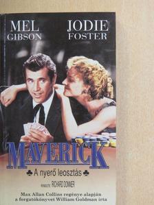 Max Allan Collins - Maverick [antikvár]