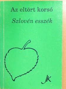 Andrej Inkret - Az eltört korsó (dedikált példány) [antikvár]