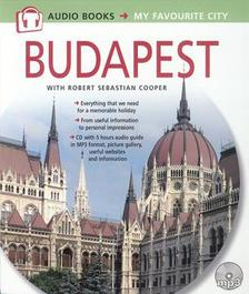 Budapest - Hangos útikönyv (angol nyelvű)