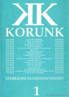 Kántor Lajos - Korunk 1997/1 [antikvár]