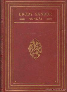 Bródy Sándor - Szinészvér [antikvár]
