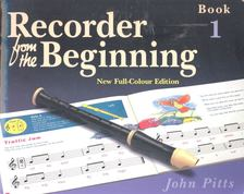 PITTS, JOHN - Recorder from the Beginning [antikvár]