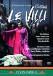 Puccini - LE VILLI DVD FABBIAN, ANGIUS