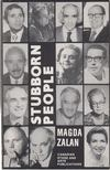 Magda Zalan - Stubborn People [antikvár]