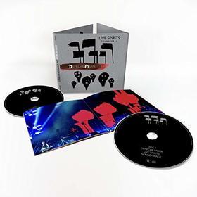 Depeche Mode - SPIRITS IN THE FOREST 2DVD + 2CD DEPECHE MODE
