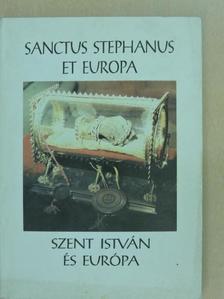 Bertényi Iván - Szent István és Európa [antikvár]