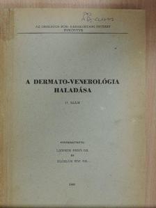 Dr. Bakos László - A dermato-venerológia haladása [antikvár]
