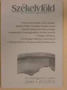 Bogdán László - Székelyföld 2000. június [antikvár]