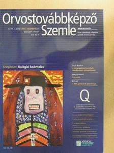 Dr. Berencsi György - Orvostovábbképző Szemle 2002. december [antikvár]