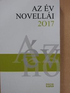 Czakó Gábor - Az év novellái 2017 [antikvár]