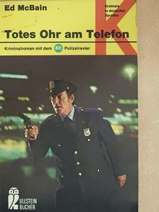 Ed McBain - Totes Ohr am Telefon [antikvár]