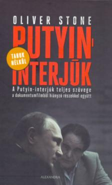 Stone,Oliver - Putyin-interjúk