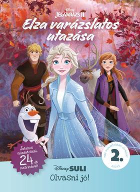Susan Amerikaner - Elza varázslatos utazása - Disney Suli Olvasni jó! sorozat 2. szint