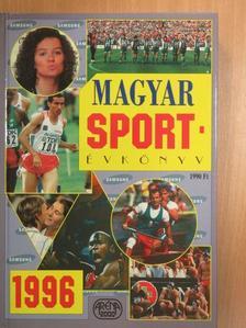 Barta Margit - Magyar Sportévkönyv 1996 [antikvár]