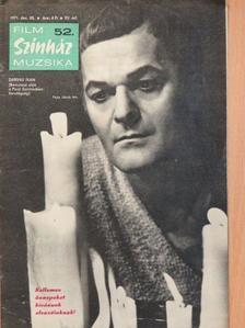 Gyárfás Miklós - Film-Színház-Muzsika 1971. december 25. [antikvár]
