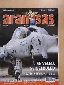 Horváth Zoltán - Aranysas 2015. május [antikvár]