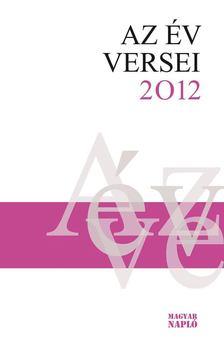 Nagy Gábor - Az év versei 2012 [antikvár]