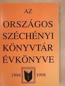 Borsa Gedeon - Az Országos Széchényi Könyvtár Évkönyve 1994-1998 [antikvár]
