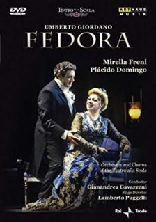 GIORDANO - FEDORA DVD DOMINGO,FRENI