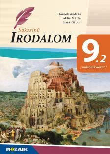 HORNOK ANDRÁS - MS-2354U Sokszínű irodalom tankönyv 9.o. II. kötet (Digitális hozzáféréssel)