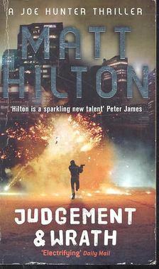 HILTON, MATT - Judgement & Wrath [antikvár]