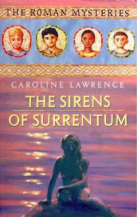 LAWRENCE, CAROLINE - The Sirens of Surrentum [antikvár]