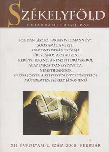 Ferenczes István - Székelyföld 2008. február [antikvár]