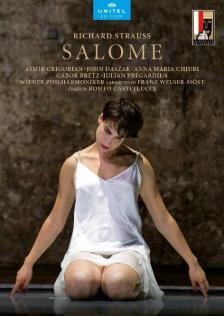 STRAUSS RICHARD - SALOME DVD ASMIK GRIGORIAN