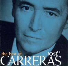 THE BEST OF JOSÉ CARRERAS CD