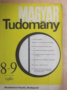 Andorka Rudolf - Magyar Tudomány 1980. augusztus-szeptember [antikvár]