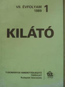 Balázsy Sándor - Kilátó 1989/1. [antikvár]