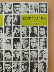 Ágh István - Szép versek 1975 [antikvár]